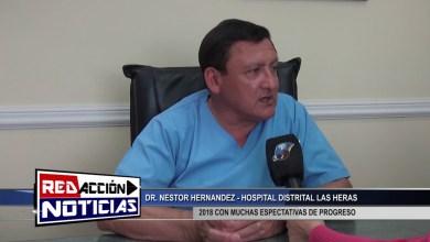 Photo of Redacción Noticias    RESUMEN DEL AÑO – HOSPITAL DISTRITAL LAS HERAS – DR. HERNANDEZ – LAS HERAS SANTA CRUZ 2/2