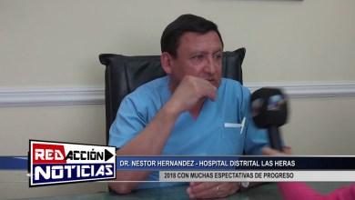 Photo of Redacción Noticias |  RESUMEN DEL AÑO – HOSPIAL DISTRITAL LAS HERAS – DR  HERNANDEZ – LAS HERAS SANTA CRUZ 1/2