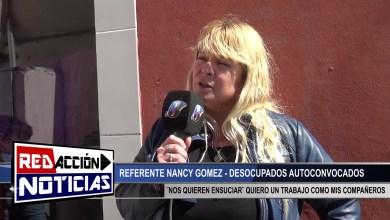 Photo of Redacción Noticias |  NANCY GOMEZ – NOS QUIEREN ENSUCIAR – LAS HERAS SANTA CRUZ
