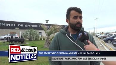 Photo of Redacción Noticias    SUB SECRETARIO DE MEDIO AMBIENTE JULIAN SAUCO – LAS HERAS SANTA CRUZ