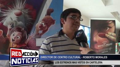 Photo of Redacción Noticias |  DIRECTOR ROBERTO MORALES – CENTRO CULTURAL