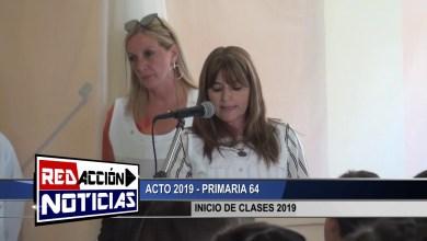 Photo of Redacción Noticias |  ACTO ESC  64  2019 – LAS HERAS SANTA CRUZ