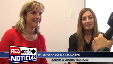 Photo of Redacción Noticias |  JORNADA COACHING Y LIDERAZGO – LAS HERAS SANTA CRUZ