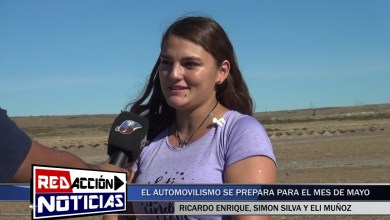 Photo of Redacción Noticias |  EL AUTOMOVILISMO SE PREPARA PARA MAYO – LAS HERAS SANTA CRUZ