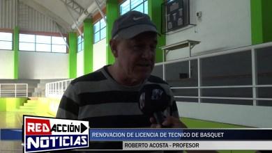 Photo of Redacción Noticias |  VIAJE A GALLEGOS PARA RENOVAR CARNET DE TECNICO NACIONAL DE BASQUET – LAS HERAS SANTA CRUZ