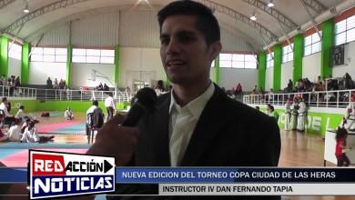 Photo of Redacción Noticias |  TAEKWONDO: SE REALIZO UNA NUEVA EDICIÓN DE LA COPA CIUDAD DE LAS HERAS SANTA CRUZ