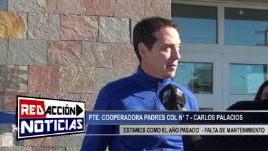 Photo of Redacción Noticias |  ESCUELA N°7 SIN MANTENIMIENTO – LAS HERAS SANTA CRUZ