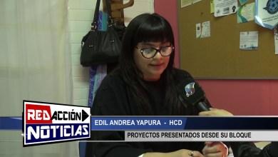 Photo of Redacción Noticias |  ANDREA YAPURA SESION 09 05 – LAS HERAS SANTA CRUZ