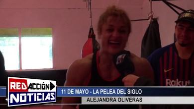 Photo of Redacción Noticias |  ALEJANDRA OLIVERA – LAS HERAS SANTA CRUZ