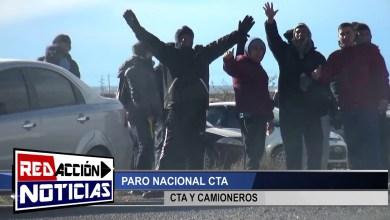 Photo of Redacción Noticias |  CTA  Y CAMIONEROS REALIZARON PARO NACIONAL – LAS HERAS SANTA CRUZ