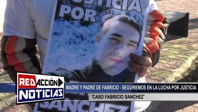 Photo of Redacción Noticias |  CASO SANCHEZ FABRICIO – LAS HERAS SANTA CRUZ