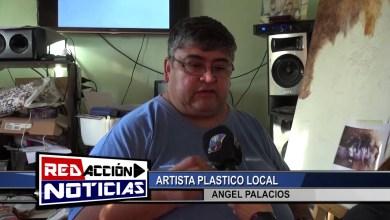 Photo of Redacción Noticias |  ANGEL PALACIOS ARTISTA LOCAL – LAS HERAS SANTA CRUZ 1/2