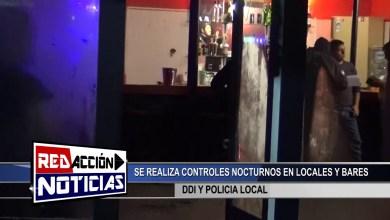 Photo of Redacción Noticias |  CONTROL BARES NOCTURNOS DDI Y POLICIA LOCAL – LAS HERAS SANTA CRUZ