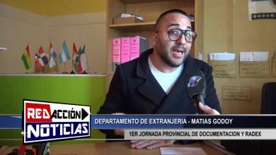 Photo of Redacción Noticias |  DEP. EXTRANJERIA MATIAS GODOY – LAS HERAS SANTA CRUZ