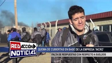 Photo of Redacción Noticias |  RECLAMO A EMPRESA INCRO – SUELDOS NO PAGADOS – LAS HERAS