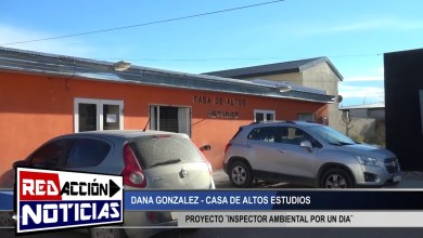 Photo of Redacción Noticias |  CASA DE ALTOS ESTUDIOS DANA GONZALEZ – LAS HERAS SANTA CRUZ