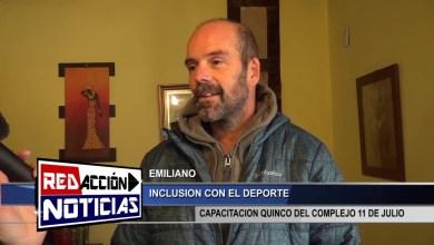 Photo of Redacción Noticias |  INCLUSION A LAS PERSONAS CON DISCAPACIDAD AL DEPORTE – LAS HERAS SANTA CRUZ 1/2