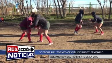 Photo of Redacción Noticias |  3ra FECHA – TORNEO OFICIAL FEMENINO EN LAS HERAS SANTA CRUZ –  ALEJANDRA VIDAL (URA)