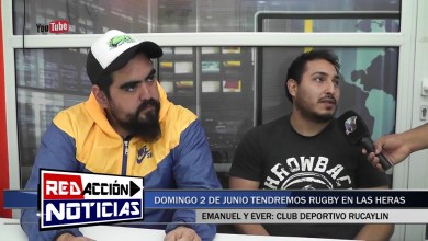 Photo of Redacción Noticias |  DEPORTIVO RUCAYLIN ORGANIZA LA 3ª FECHA DEL REGIONAL DE RUGBY – LAS HERAS SANTA CRUZ