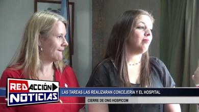 Photo of Redacción Noticias |  CIERRE DE ONG HOSPICOM – LAS HERAS SANTA CRUZ