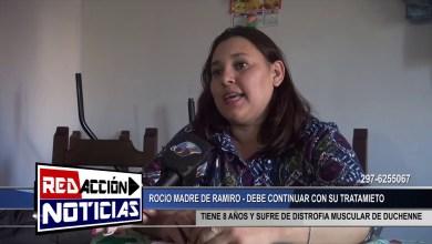 Photo of Redacción Noticias    MADRE DE RAMIRO CABANA – SOLICITA COLABORACION PARA EL TRATAMIENTO – LAS HERAS SANTA CRUZ