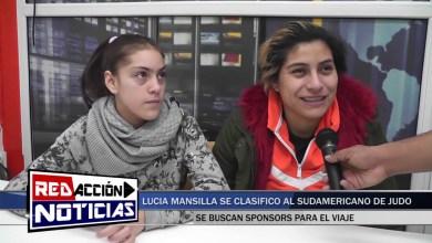 Photo of Redacción Noticias |  CARLA ACOSTA Y LUCIA MANSILLA – JUDO – LAS HERAS SANTA CRUZ