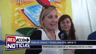 Photo of Redacción Noticias |  ORGANIZACION DE LA FERIA DE CIENCIAS Y TECNOLOGICA 2019 – LAS HERAS SANTA CRUZ