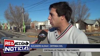 Photo of Redacción Noticias |  ALEJANDRO ALDAU DEF. CIVIL – LAS HERAS SANTA CRUZ