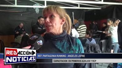 Photo of Redacción Noticias |  CAPACITACION EN 1ROS AUXILIOS Y RCP – ANGELES JOFRE – LAS HERAS SANTA CRUZ