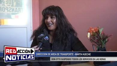 Photo of Redacción Noticias |  DON OTTO SUSPENDIO TODOS LOS SERVICIOS EN LAS HERAS – LAS HERAS SANTA CRUZ