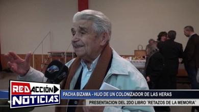 Photo of Redacción Noticias |  PACHA BIZAMA ANTIGUO POBLADOR – PRESENTE EN LA EXPOSICION DEL 2DO LIBRO RETAZOS DE LA MEMORIA