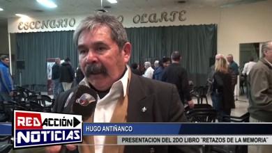 Photo of Redacción Noticias |  HUGO ANTIÑANCO ANTIGUO POBLADOR – LAS HERAS SANTA CRUZ