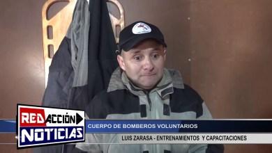 Photo of Redacción Noticias |  LAS HERAS SANTA CRUZ – CUERPO DE BOMBEROS VOLUNTARIOS LUIS ZARASA