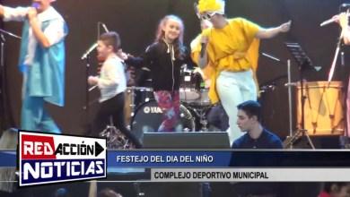 Photo of Redacción Noticias |  IMAGENES DEL FESTEJO DIA DEL NIÑO – LAS HERAS SANTA CRUZ
