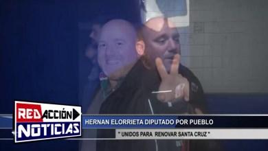 Photo of Redacción Noticias |  LAS HERAS SANTA CRUZ – HERNAN  ELORRIETA DIPUTADO POR MUNICIPIO LAS HERAS SANTA CRUZ
