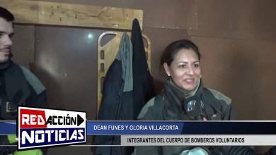 Photo of Redacción Noticias    LAS HERAS SANTA CRUZ – INTEGRANTES DEL CUERPO BOMBERIL LAS HERAS SANTA CRUZ
