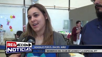 Photo of Redacción Noticias |  LAS HERAS SANTA CRUZ – AGASAJO POR EL DIA DEL NIÑO EN EL SALON EMOCIONES