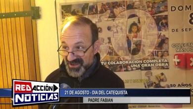 Photo of Redacción Noticias    LAS HERAS SANTA CRUZ – PEREGRINACION – VISITA DEL OVISPO DE RIO GALLEOS – COLECTA «MAS POR MENOS»