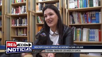 Photo of Redacción Noticias |  LAS HERAS SANTA CRUZ INSCRIPCIONES UNPA SAN JULIAN – TUTORA MARIA DE LOS ANGELES GARCIA