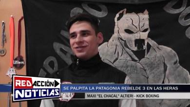 Photo of Redacción Noticias |  MAXI EL CHACAL ALTIERI SERÁ PROTAGONISTA EN LA PATAGONIA REBELDE – LAS HERAS SANTA CRUZ