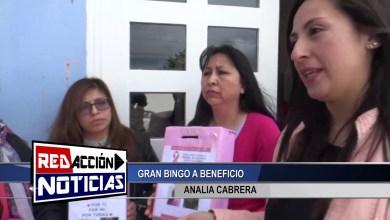 Photo of Redacción Noticias |  GRAN BINGO-BRISTELA CUFFONI – ANALIA CABRERA – MARIA ELENA – LILIAN LAS HERAS SANTA CRUZ