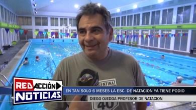 Photo of Redacción Noticias |  PODIOS EN SARMIENTO PARA LA NATACIÓN DE LAS HERAS SANTA CRUZ