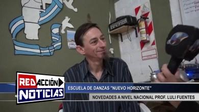 Photo of Redacción Noticias |  LAS HERAS SANTA CRUZ ESCUELA DE DANZAS NUEVO HORIZONTE LULI FUENTES NOVEDADES