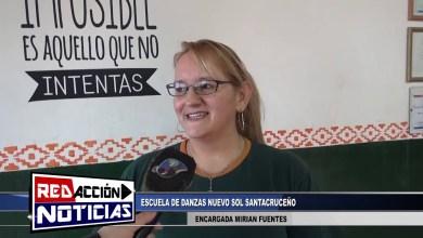 Photo of Redacción Noticias |  LAS HERAS SANTA CRUZ – NUEVO SOL SANTACRUCEÑO» LAS HERAS SANTA CRUZ MIRIAN FUENTES