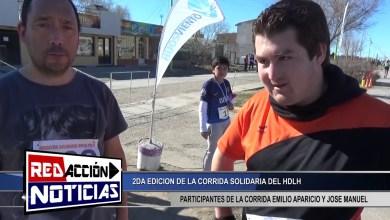 Photo of Redacción Noticias |  GRAN CORRIDA SOLIDARIA POR PARTE DEL HOSPITAL LAS HERAS SANTA CRUZ (PARTE 2)