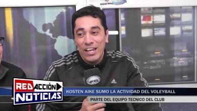 Photo of Redacción Noticias |  KOSTEN AIKE PRESENTA LA ACTIVIDAD DEL VOLEY – LAS HERAS SANTA CRUZ