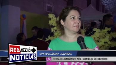 Photo of Redacción Noticias |  FIESTA DEL INMIGRANTE 2019 – STAND DE ALEMANIA – LAS HERAS SANTA CRUZ