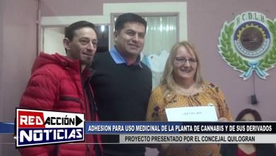 Photo of Redacción Noticias    JUAN CARLOS QUILOGRAN – HCD – LAS HERAS SANTA CRUZ