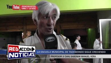 Photo of Redacción Noticias |  AGENDA DE TRABAJO DE LA ESCUELA MUNICIPAL DE TAEKWONDO – LAS HERAS SANTA CRUZ