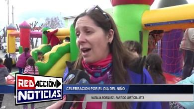 Photo of Redacción Noticias |  AGASAJO POR EL DIA DEL NIÑO – NATALIA BORQUEZ – LAS HERAS SANTA CRUZ